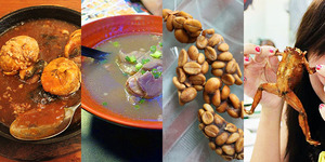 Yay or Nay? 18 of the Weirdest Foods Available in the Philippines