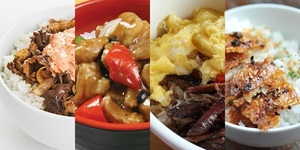 Deep Dish Meals: 12 Restaurants with Rice Bowls Under P200
