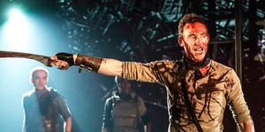 Tom Hiddleston is Ruthless and Riveting in 'Coriolanus,' Screening in Greenbelt Only This Weekend