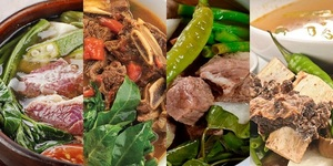Your Sinigang Cheat Sheet: 12 Restaurants Serving this Filipino Comfort Food