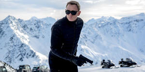 First Spectre Image, Footage Unveiled
