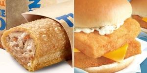 Fastfood Fish Picks: McDonald's Double Filet-O-Fish and Jollibee Tuna Pie Trio