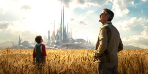 New Trailer, Poster Arrives for Disney's Tomorrowland