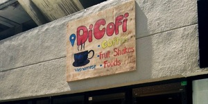 DiCofi: A New Vietnamese Hole in the Wall Coffee Shop Opens in Salcedo Village