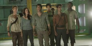The Maze Runner: Scorch Trials - First Look Delivery