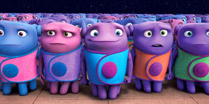 Meet The Boov from Dreamworks Animation's Home