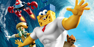 'The Spongebob Movie: Sponge Out of Water' Piles on the SIlliness