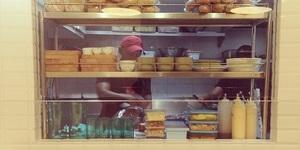 Meet the Mister: Mr. Graham's Sandwich Shop, Now Open Beside Mrs. Graham's Cafe