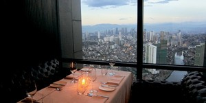 The Dining Room at 71 Gramercy: your dinner destination set at the tallest building in the country