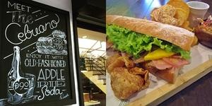 Mr. Graham's Sandwich Shop: Your Favorite Classic Sandwiches with a Twist
