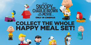 Meet Snoopy, Charlie Brown & the Peanuts Gang