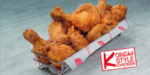 Here are five reasons you'll fall hard for BonChon's K-Style Chicken