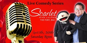 Scarlet Nights Live Comedy Series