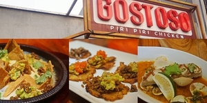 5 New Dishes To Try at Gostoso Piri Piri in Kapitolyo, Pasig