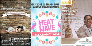 Weekender Guide: May 13, 14 and 15, 2016