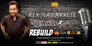 Rebuild featuring Rex Navarrete