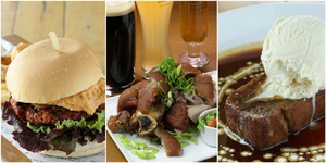 New pub grub, The Brewery-style at Uptown Fort BGC