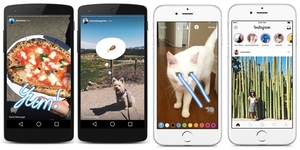 Instagram unveils 'Stories,' a feature that's very similar to Snapchat