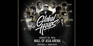 Global Hoops 2016: Streetball x Urban Music