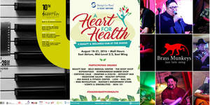 Movies, music, and more this August at the Shang