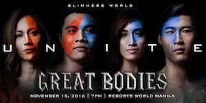 Worlds will collide in Great Bodies 2016
