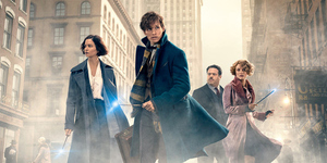 Magic is Deferred in 'Fantastic Beasts and Where to Find Them'