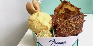 Lemon Chicken Ice Cream, Anyone?