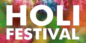 The 5th Annual Holi Festival, India's Biggest Color Festival Returns to Manila