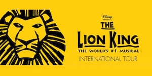 International Tour of Disney's The Lion King Premieres in Manila March 2018