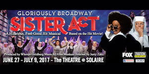 Sister Act The Musical in Manila
