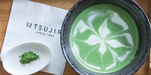 Now Open: Tsujiri in S Maison at Conrad Manila