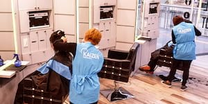 Now Open: Kaizen 10-Minute Haircut and Hair Salon of the Future is Now in Manila