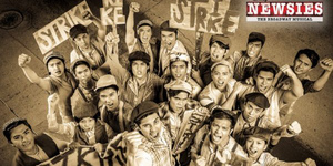 A Sneak Peek at the Upcoming Globe LIVE and 9Works Theatrical Production of 'Newsies'