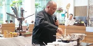 Kitchen Pro Files: Chef Myke Tatung Sarthou, celebrity chef and culinary heritage advocate