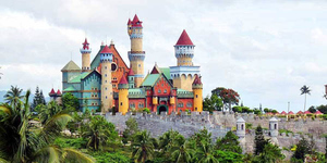 Wish We Were Here: Sightseeing at Fantasy World in Lemery, Batangas