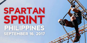 Spartan Race is finally coming to Manila this September!