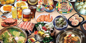 2017 Buffet Guide: Eat-All-You-Can Restaurants in Manila for P1,000 or Less
