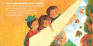 34th National Children's Book Day: Laging Bago ang Mundo ng Libro