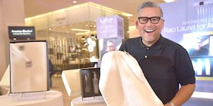 Iconic Fashion Designer Rajo Laurel Partners with American Standard