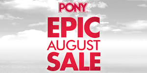Pony Epic August Sale