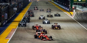 Wish We Were Here: In Singapore This Weekend for the Singapore Grand Prix