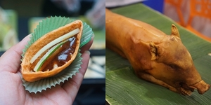 Eat of the Week: This Fried Lechon Wrapped in Pita Bread Will Make You Think of Lechon Differently