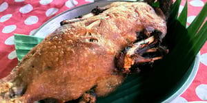 Eat of the Week: Try This Famous Fried Itik in Bulacan for a Truly Local Feast