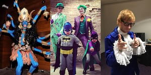 6 Celebrities That Own Halloween With Their Costumes Through The Years