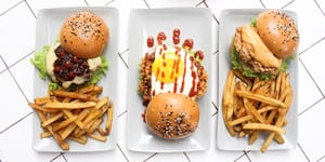 Now Open: 'GILT Burger' Serving Not Your Usual Burgers at Guijo, Makati