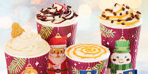 Costa Coffee Launches Festive Drinks and Desserts for the Holidays