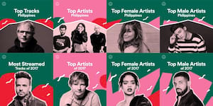 Hit List: Spotify Reveals Most Globally Streamed Artists, Albums, and Tracks of 2017