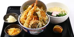 Now Open: Tendon Tohaku at Uptown Mall in BGC