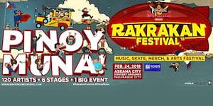 Rakrakan Festival 2018: Pinoy Muna!