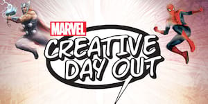 Marvel Creative Day Out